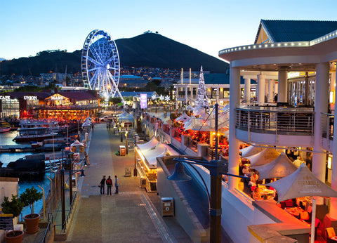 Cape Town Free V&A Waterfront Walking Tours