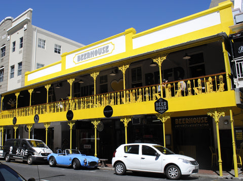 Summer Time In Cape Town, Beerhouse