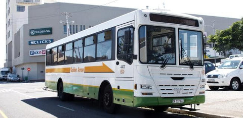 Cape Town Transport Systems, Golden Arrow Bus