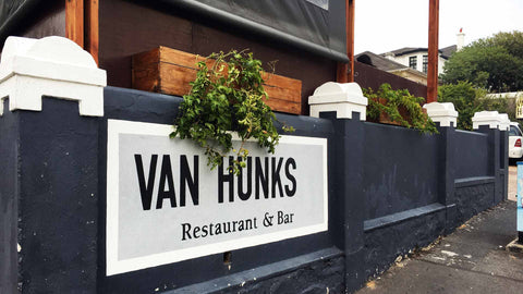 Craft beer in Cape Town, Van Hunks