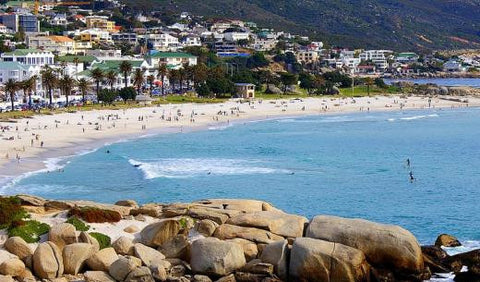 Camps Bay Beach, Top 10 Beaches In Cape Town