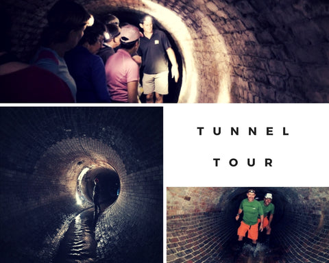 Cape Town Underground Tunnel Tours