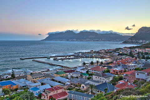 Kalk Bay, Cape Town southern train line, things to do