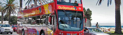 Summer In Cape Town, to do, City Sightseeing Bus