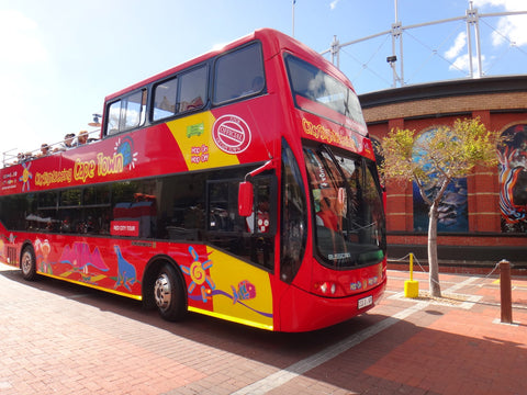 City Sightseein Bus, Cape Town Transport systems