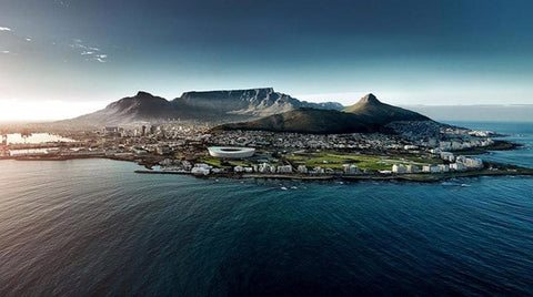 About Cape Town, South Africa