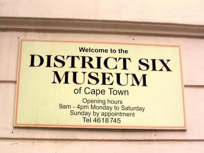Cape Town Free District Six Walking Tour