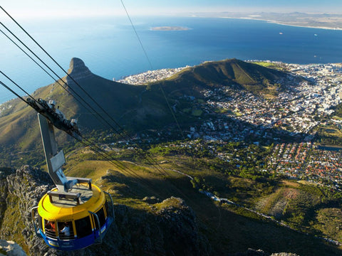 Cable Car Table Mountain, Cape Town Attractions