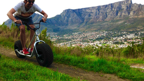Scootour Cape Town Table Mountain