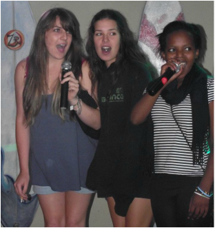 Cape Town Karaoke, Brass Bell, Why I Love Cape Town