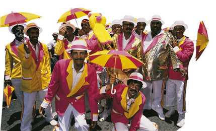 Cape Malay Culture, Cape Minstrels
