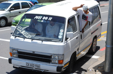 Cape Town transport system, minibus taxi