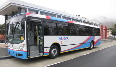 Cape Town's transport systems, MyCiTi Bus