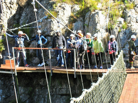 Cape Canopy Tour Zip Lining