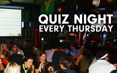 The Fireman's Arms Quiz Night, Cape Town Nightlife