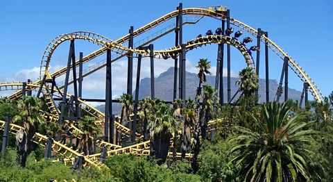Ratanga Junction, Things For Kids To Do In Cape Town