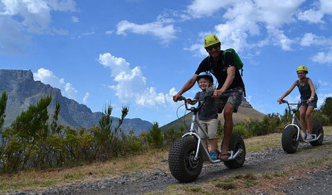 Scootours, Activities For Kids In Cape Town