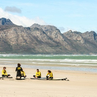 Surfing Camp Cape Town