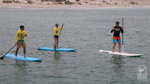 SUP (stand up paddle board) Cape Town