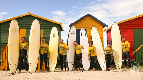 Surf Camp Cape Town