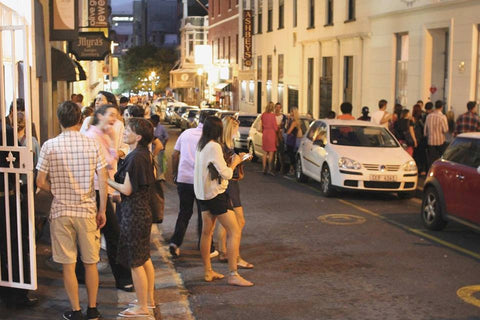 Summer Time In Cape Town, First Thursdays