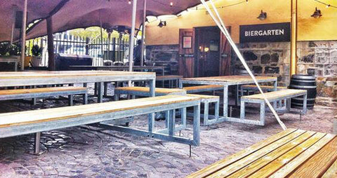 Cape Town Craft Beer, Weinhaus + Biergarten