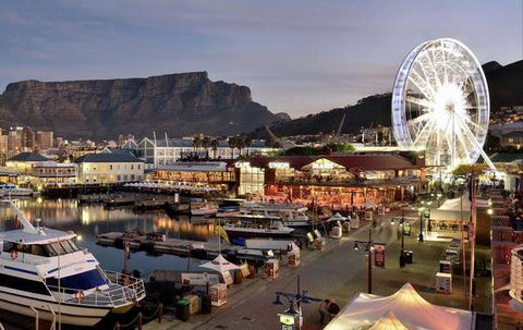 Cape Wheel Of Excellence, Cape Town Nightlife