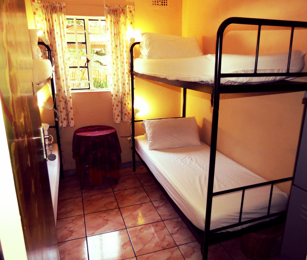 Budget 4 Share Bed Private Dorm At Riverlodge Backpackers in Cape Town, South Africa