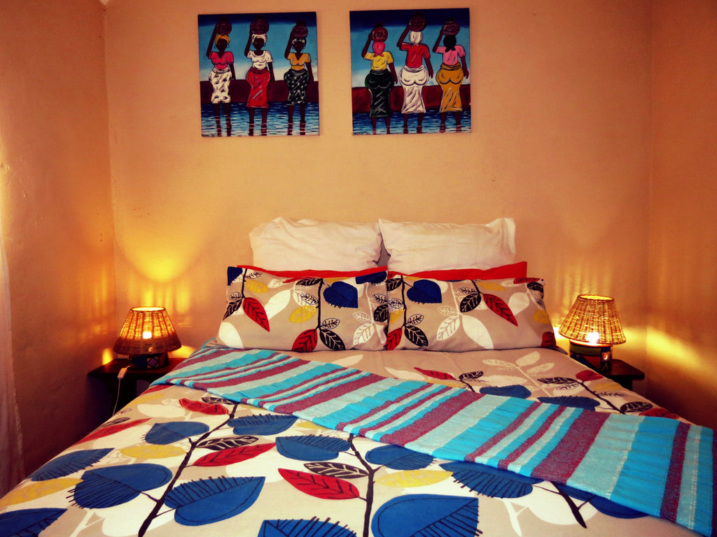 Budget Accommodation Private Standard Double Room At Riverlodge Backpackers in Cape Town, South Africa