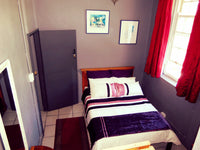 Budget Private Double en-suite Accommodation At Riverlodge Backpackers in Cape Town South Africa