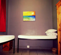 Budget Accommodation In Cape Town, Private Twin En-Suite Room