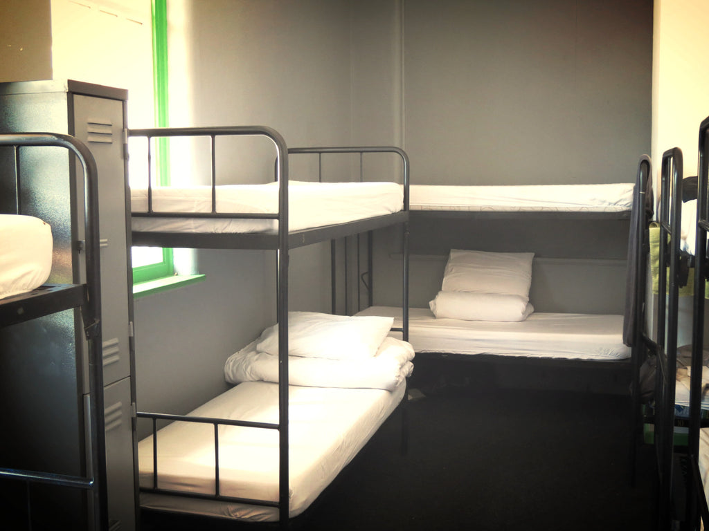 18 Bed Male Dorm, Affordable Accommodation in Cape Town, South Africa