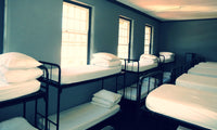 22 bed mixed dorm, affordable accommodation at Riverlodge Backpackers in Cape Town, South Africa