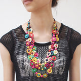 Becka African Beads Jewelry Bead necklace Statement Necklace Nigerian wedding Ghana wedding