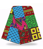Iya African Wax Print polyester Ankara Fabric African Print Fabric Real Dutch Hollandais Per yard