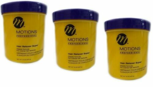 MOTIONS CLASSIC FORMULA HAIR NO MIX RELAXER SMOOTH & SILKEN Regular Normal Super