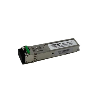 1.25Gbps SFP BIDI, Simplex LC, 1550nm/1310nm, 10km, Single Mode - NS-GLC-BX10-D