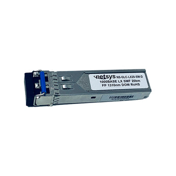 1.25Gbps SFP, Duplex LC, 1310nm, 20km, Single Mode - NS-GLC-LX20-SM-D