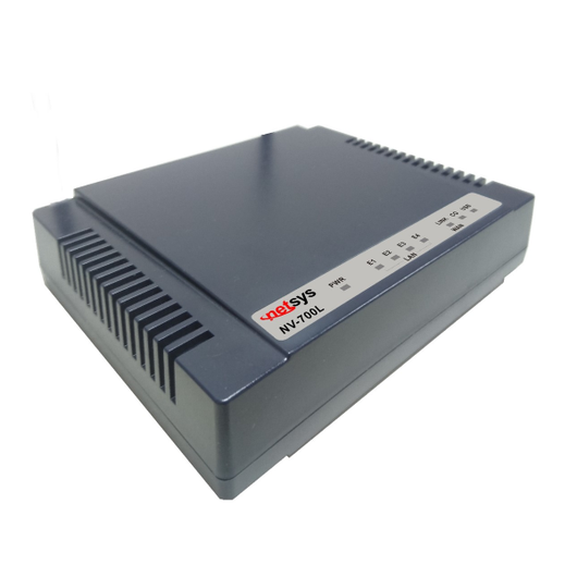 Managed VDSL2 Modem (CO or CPE selectable) - NV-700L - {product_type] - Ethernet Extender - www.netsys-direct.com