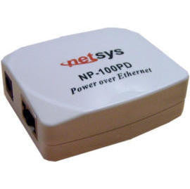 Netsys 12 Volt Power Over Ethernet Adapter - NP-100PD12 - {product_type] - Ethernet Extender - www.netsys-direct.com