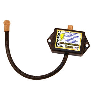 Stormin Protection Coax Surge Protector