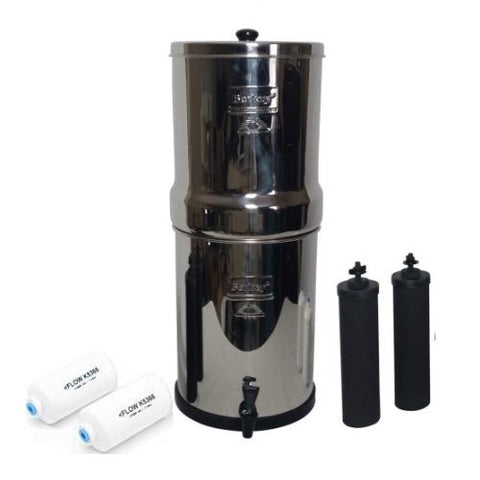 Royal Berkey : w/ Fluoride Filters