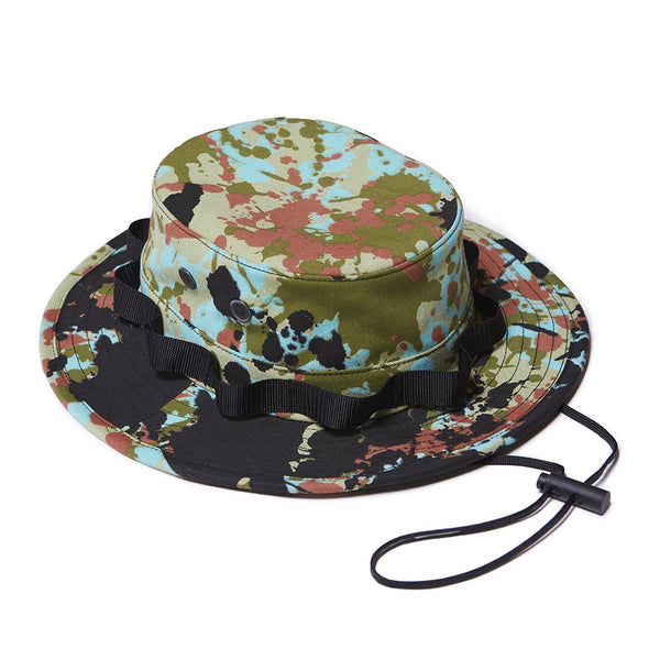 Speckle Peace Camo Boonie Hat