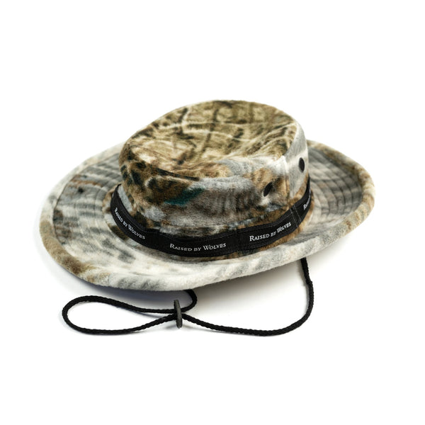 Ducks & Fish Polar Fleece Boonie Hat