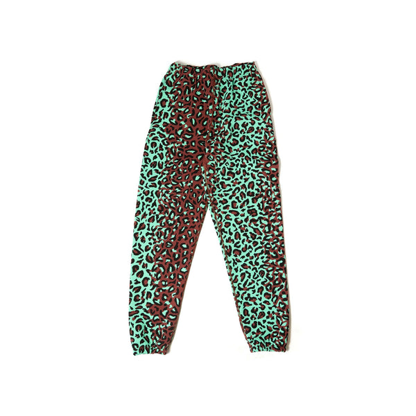 Leopard Camo Sweatpants