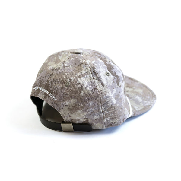 Ghost Squadron 6 Panel Cap