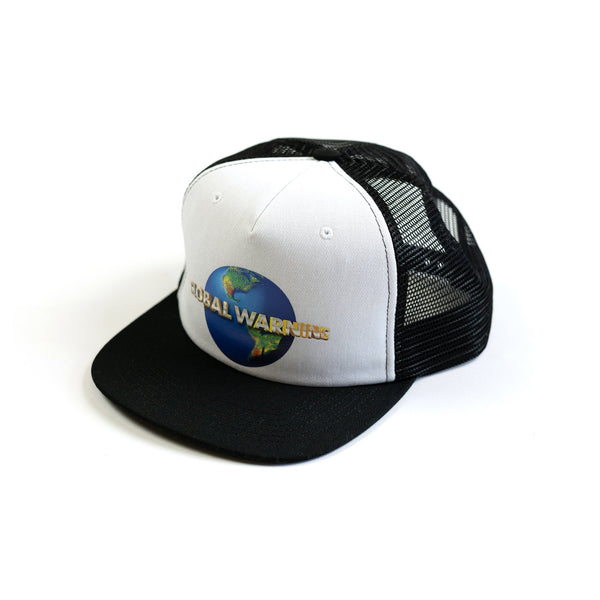 Global Warning Trucker Cap