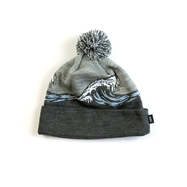 Frozen Wave Toque