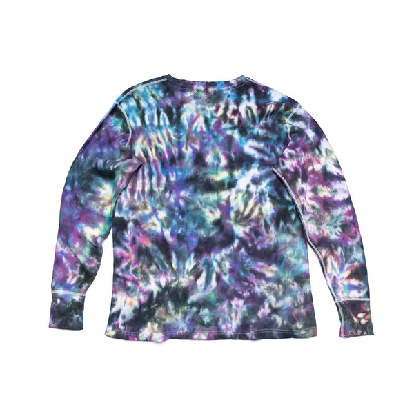 Tie-Dyed Thermal Shirt