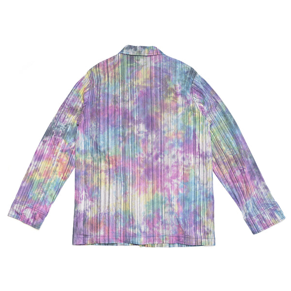 Tie-Dyed Work Jacket